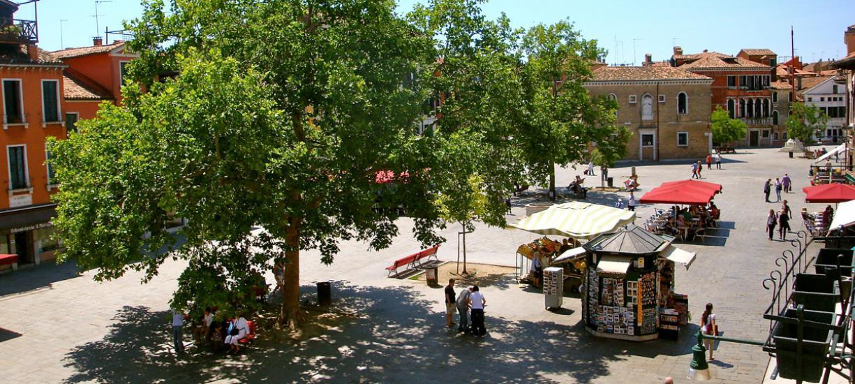 Campo Santa Margherita