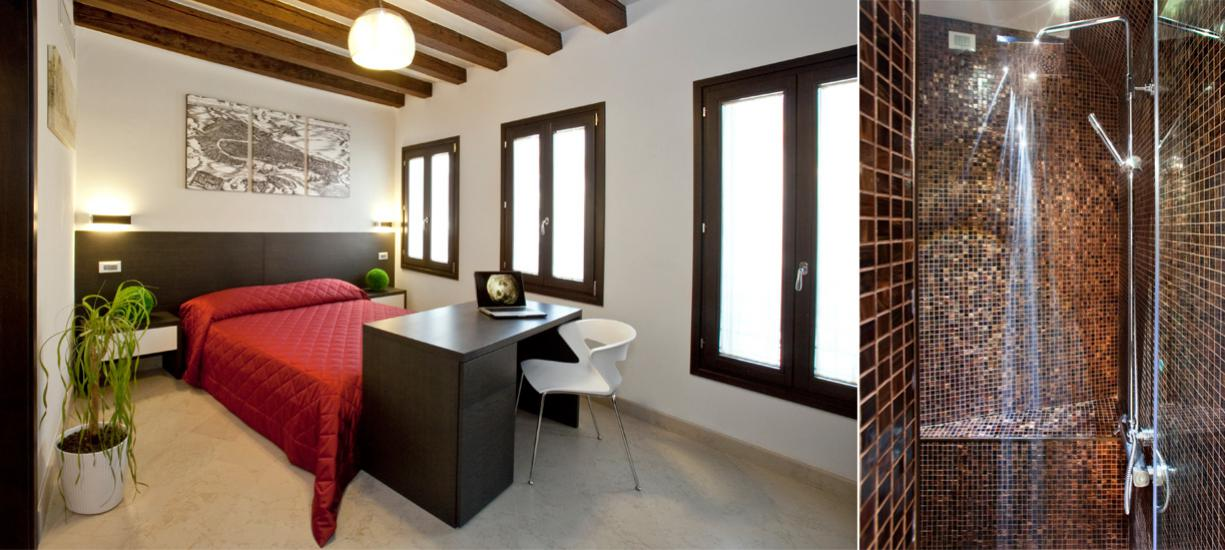 Margherita House Venice 1C - Chambre